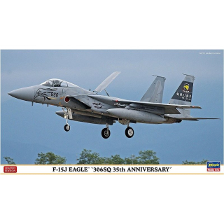 F-15J Eagle ´306 Sq 35th anniversary´; 1:72