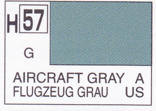H57 Aircraft Grey Gloss 10 ml