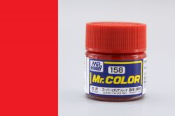 C158 Mr.Color Super Italian Red gloss 10 ml