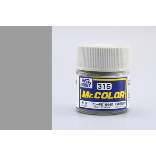 C315 Mr.Color FS16440 Grey (US NAVY F-14; A-4) gloss 10 ml