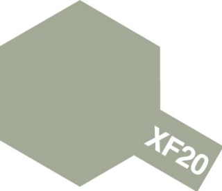 XF-20 - Medium Grey acryl mini 10 ml
