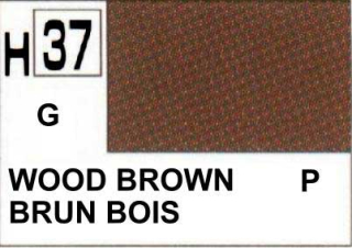 H37 Wood Brown Gloss 10 ml