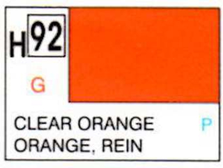 H92 Clear Orange 10 ml
